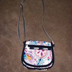 Brand new LeSportsac little side bag/pouch!